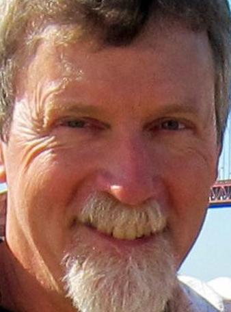 Headshot of Ken Kraybill