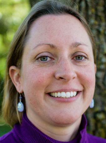 Headshot of Christina Murphy