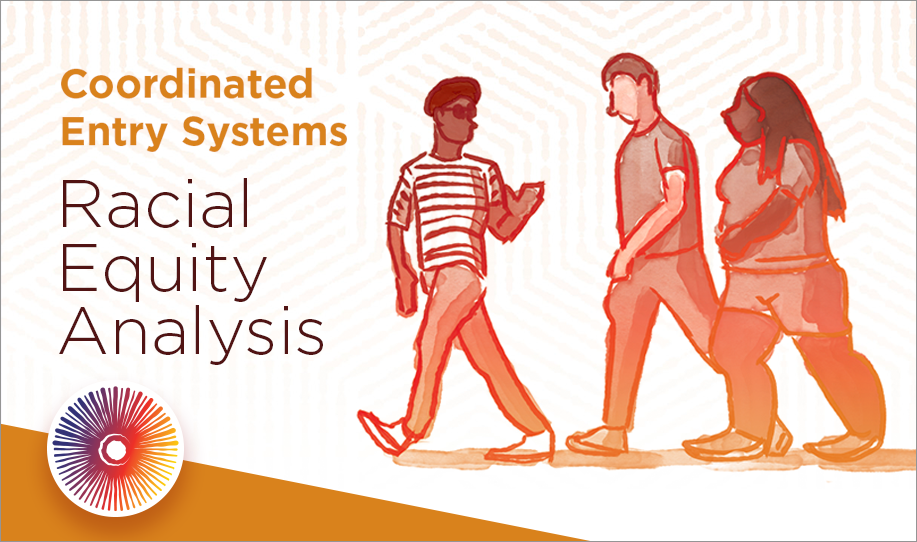 Orange Coordinated Entry Systems Racial Equity Analysis logo