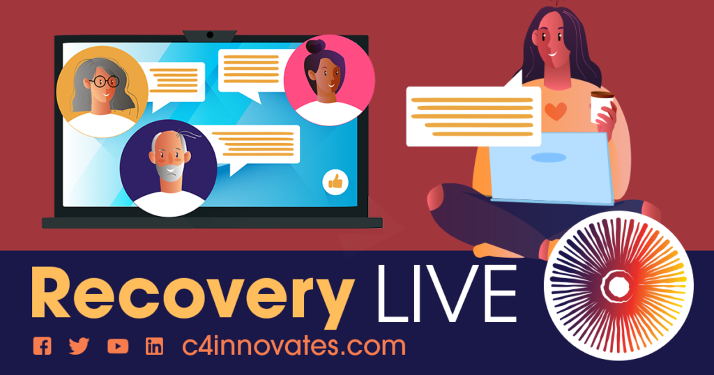 Recovery LIVE virtual event