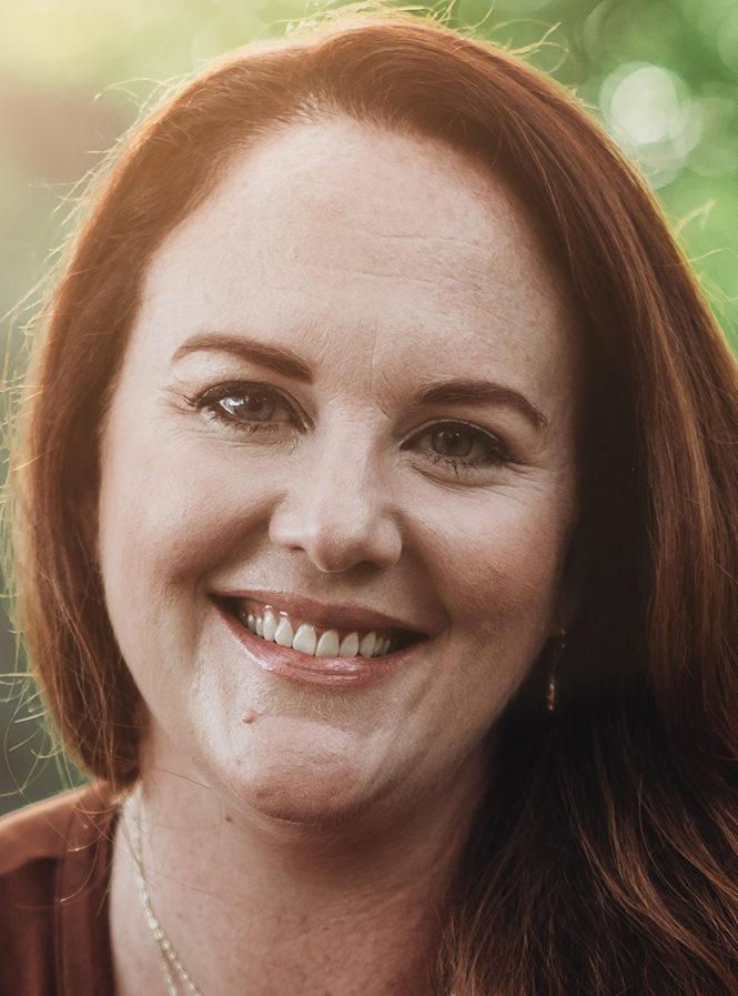 Headshot of Kristen Harper