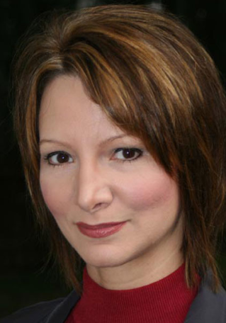 Headshot of Kathleen Ferreira
