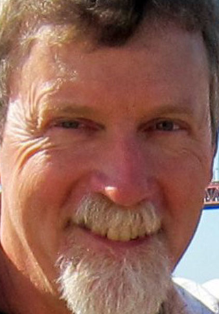 Headshot of Ken Kraybill